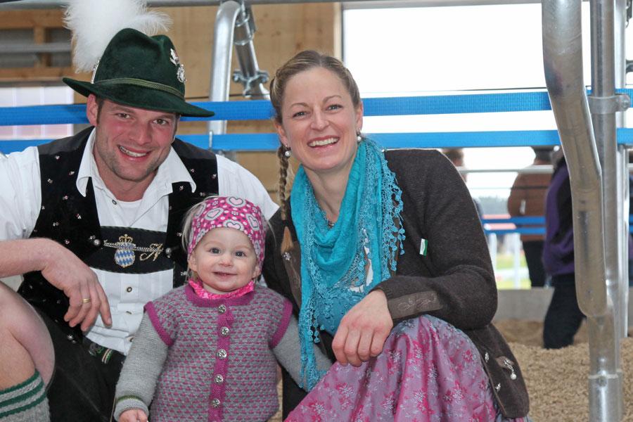Familie Jocher in Schongau